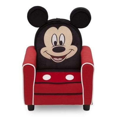 Delta Children Figural Upholstered Kids Chair