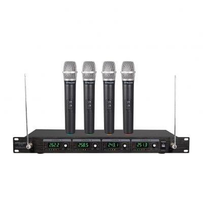 GTD Audio Wireless Microphone System