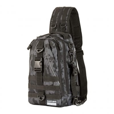 Ghost horn Fishing tackle Backpack