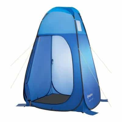 KingCamp Pop up Privacy Changing tent