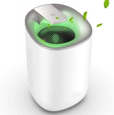 Lzour Small Dehumidifier