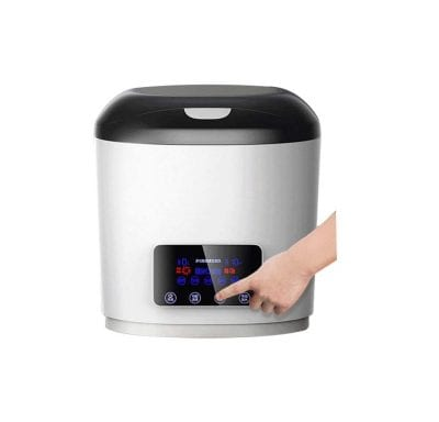 ZLYCZW Home Use Ultrasonic Vegetable and Fruit Washing Machine