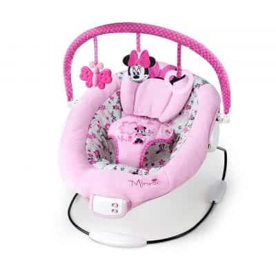 Disney Baby Blushing Bows Minnie Mouse Bouncer