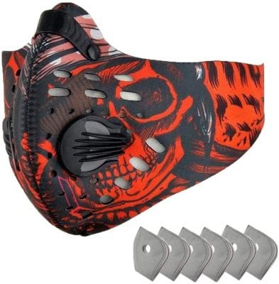 ReachTop Sports motorcycle mask