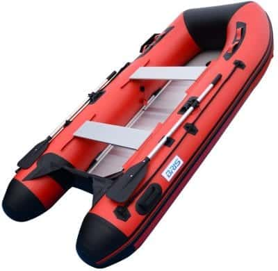 BRIS Inflatable 10Ft Rafting Fishing Boat