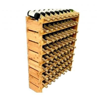 DECOMIL Wine Rack