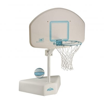 Dunn rite Splash and Shoot swimming poll basketball hoop