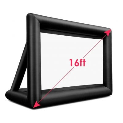 GOLDORO 16ft Inflatable Projector Screen