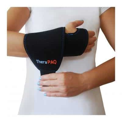 TheraPAQ Wrist Ice Pack Hot & Cold Reusable Gel Pack