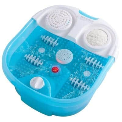 Yosager Foot Spa with Heat 4 Massager Roller