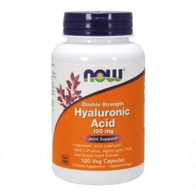 NOW Supplements, Hyaluronic Acid