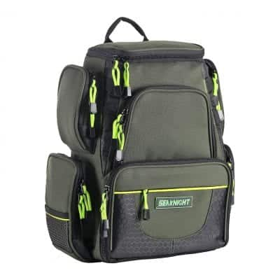 Seek night Waterproof Outdoor Tackle Bag