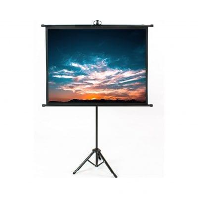 VIVO 50-Inch Portable Projector Screen