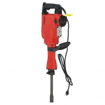 ZENY 2200W Heavy-Duty Electric Jack Hammer Breaker Drill