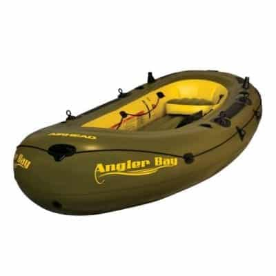 Airhead Angler Bay Inflatable Fishing Boat