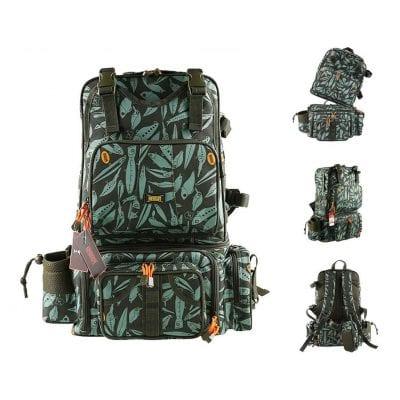 Kingdom Fishing Multifunctional Professional Super Large Bag.