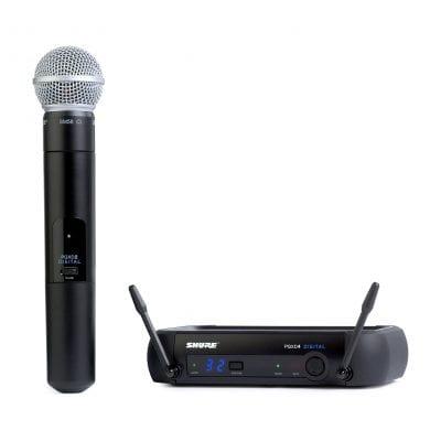 Shure Digital Wireless Microphone System