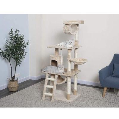 Go Pet Club 62 inches Cat Tree