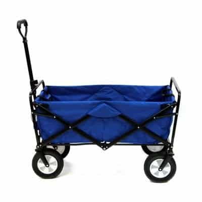 Mac Sports Collapsible Folding Beach Cart