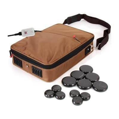 Portable Massage Warmer Set