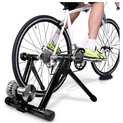 Sportneer Fluid Indoor Bicycle Exercise Trainer Stand