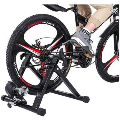 Cibee Sports Bike Indoor Trainer Stand with Front Wheel Block