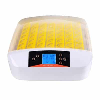 HMAMERÂ Eggs Incubator with an LED Temperature Control