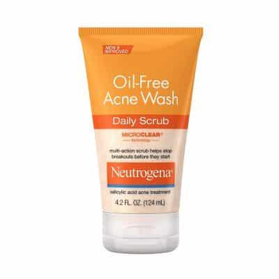 Neutrogena Oil-Free Acne Face Cleanser