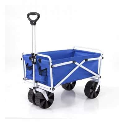 YSC Wagon Garden Folding Beach Cart