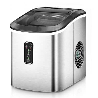 E EUHOMY Ice Maker Machine