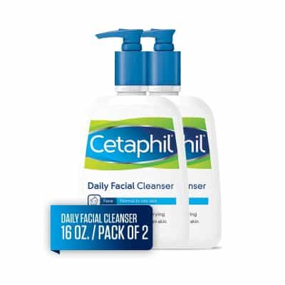 Cetaphil Natural Facial Cleanser for Oily Skin
