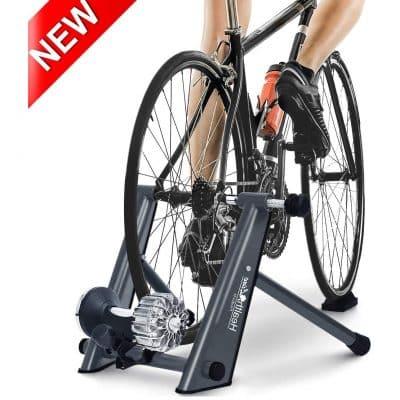 HEALTH LINE PRODUCT Indoor Portable Fluid Bike Trainer Stand