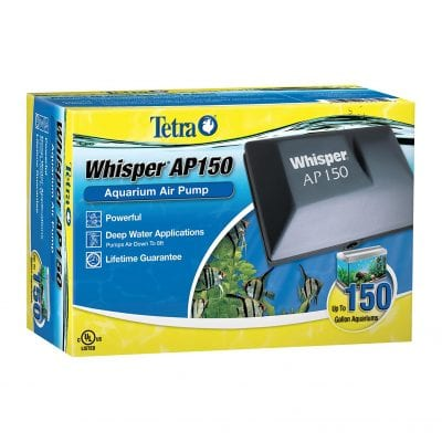 Tetra Whisper Air Pump for Aquarium