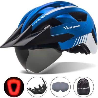 VICTGOAL Mountain and Road Bicycle Helmet