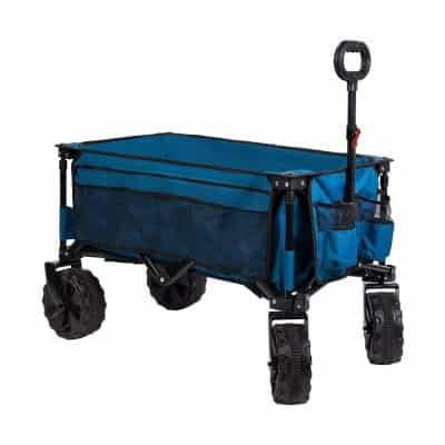Timber Ridge Folding Wagon Cart