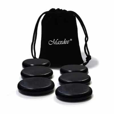 Hot Stones – Maxdee 6Pcs Massage Stone Set