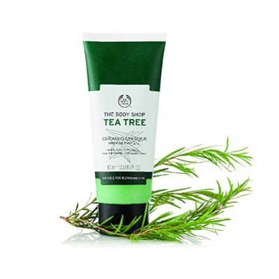 The Body Shop Tea Tree Skin Facial Scrub
