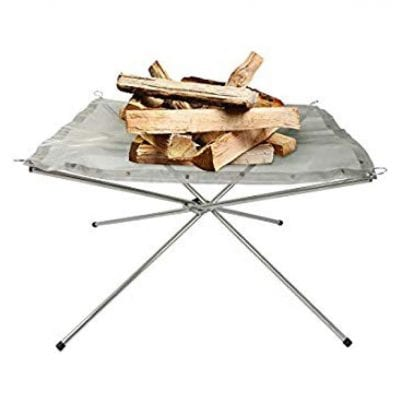 Prepared Outdoors Portable Fire Pit