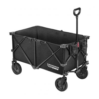 VIVOSUN Heavy Duty Collapsible Folding Wagon