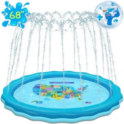 EEH Splash Pad for Kids