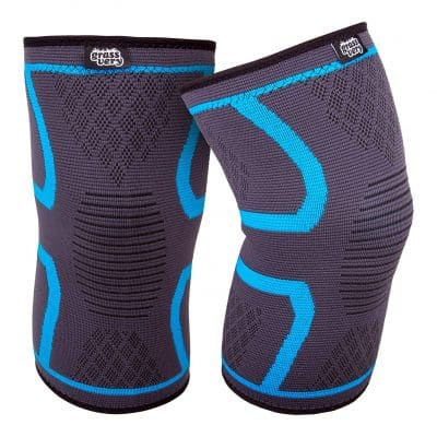 GRASSVERY Knee Compression Sleeve Support