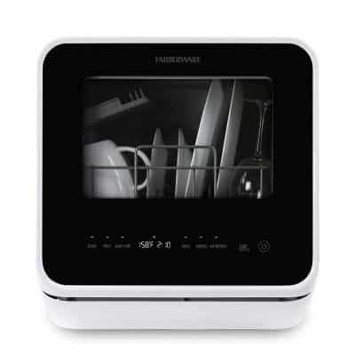 Farberware FDW05ASBWHA Countertop Dishwasher