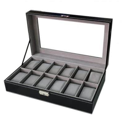Sodynee Watch Box Organizer