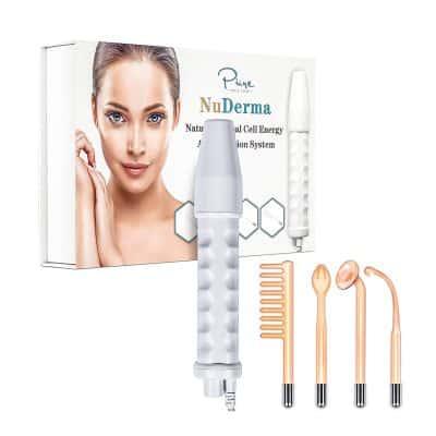 NuDerma Portable Skin Therapy Machine
