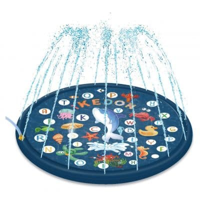Ikedon Splash Pads for Kids