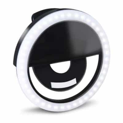 GLOUSE Selfie Light Ring