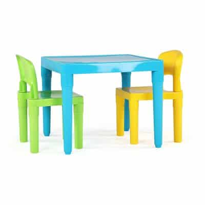 Humble Crew Kids Table and Chairs Set