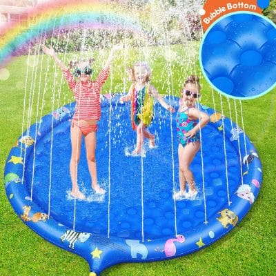 Tomser Sprinkler for Kids