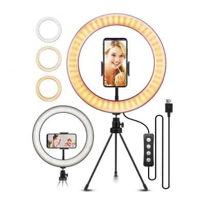 """10.2"""" Selfie Ring Light"""