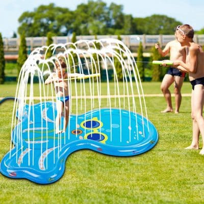 Soopotay Splash Pad for Toddlers and Kids